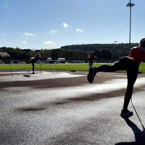 Régionaux Cadet(te)s & Juniors sur piste.