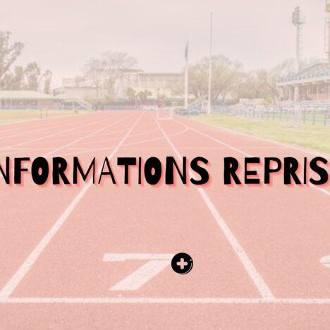 Mesures Sanitaires pour le Sport à partir du 09 août 2021 – Club d'Athlétisme