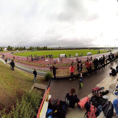 Finale Régionale Équipe Athlé 2020 à Caen