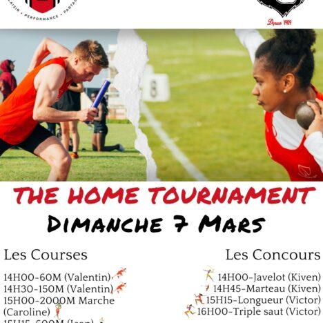 Championnats de France en Salle 2021